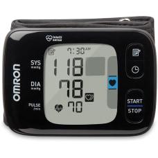 Omron 7 Series Wireless Wrist Blood