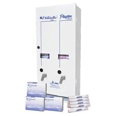 Rochester Midland Sanitary Napkin Dual Dispenser