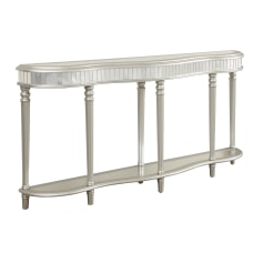 Coast to Coast Mirrored Console Table