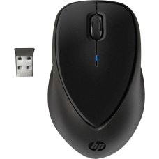 HP Comfort Grip Wireless Mouse Black
