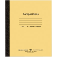 Roaring Spring Composition Notebook 7 x