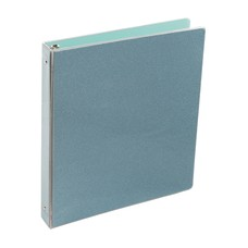 Divoga Glitter Round Ring View Binder