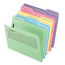 Pendaflex Printed Notes Folders With 1