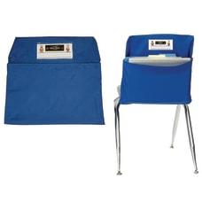 Seat Sack Large Bags 17 Blue