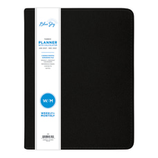Blue Sky WeeklyMonthly Refillable Planner With