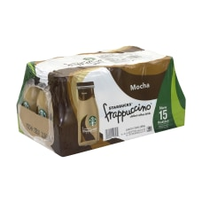 Starbucks Mocha Frappuccino Coffee Drinks 95