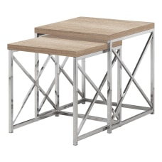 Monarch Specialties Mila Nesting Tables 21