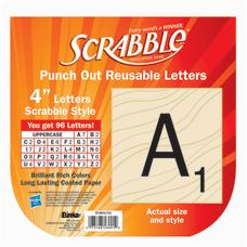 Eureka Reusable Punch Out Deco Letters