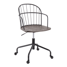 LumiSource Riley High Back Office Chair