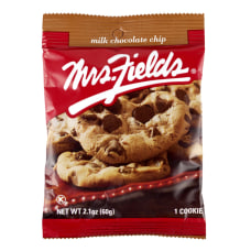 Mrs Fields Milk Chocolate Chip Cookie