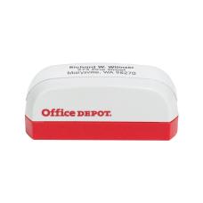 Custom Office Depot Brand Pocket Stamp1116