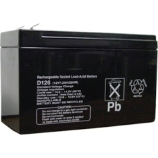 Bosch D126 Security Device Battery For