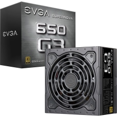 EVGA SuperNOVA 650 G3 Power Supply