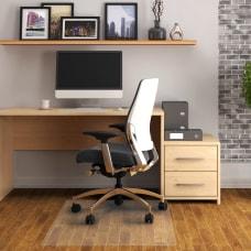 Cleartex Advantagemat PVC Chair mat For