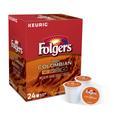 Folgers Gourmet Selections Coffee Single Serve