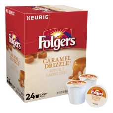 Folgers Coffee Single Serve K Cup