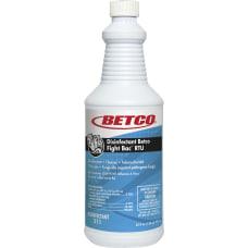 Betco Fight Bac RTU Disinfectant Cleaner
