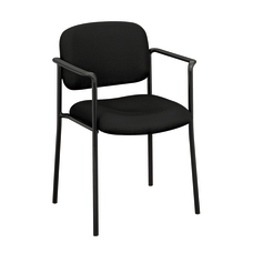HON Scatter Stacking Guest Chair Fixed