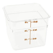 Cambro Food Storage Container 7 18