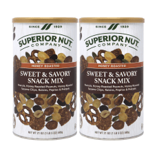 Superior Nut Sweet Savory Snack Mix