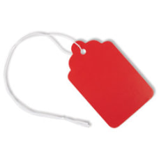 Office Depot Brand Merchandise Tags Size