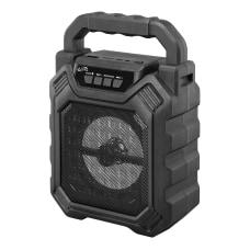 iLive ISB199 Bluetooth Speaker Black