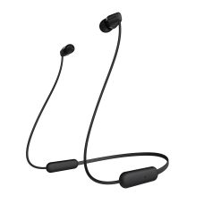 Sony WIC200 Wireless Earbuds Black