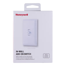 Honeywell In Wall Add On Toggle