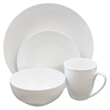 Gibson Home Ogalla 16 Piece Dinnerware