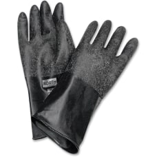 NORTH 14 Unsupported Butyl Gloves Chemical
