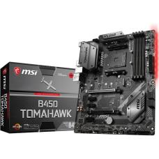 MSI B450 TOMAHAWK Desktop Motherboard AMD