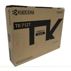 Kyocera TK7127 Original Toner Cartridge Black