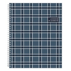 Blue Sky Teacher WeeklyMonthly Academic Planner