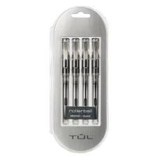 TUL RB1 Rollerball Pens Medium Point