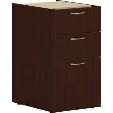 HON 15 Vertical 3 Drawer File