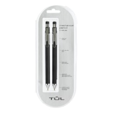 TUL Mechanical Pencils 07mm Black Barrel