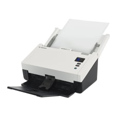Visioneer Patriot D40 Document scanner CCD
