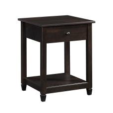 Sauder Edge Water Side Table 24
