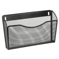 Brenton Studio Black Mesh Wall Files