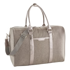 Cake Travel Duffel Bag Gray