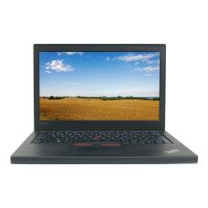 Lenovo ThinkPad X260 Refurbished Laptop 125
