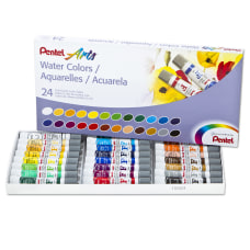 Pentel Watercolor Paints 405 Oz Set