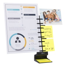 NoteTower Desktop Pro Memo Holder 14