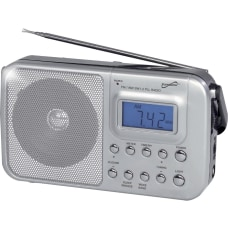 Supersonic SC 1091 Portable radio