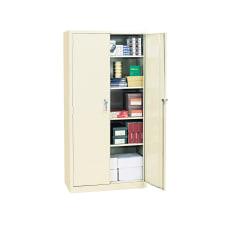 Alera Steel Storage Cabinet 5 Adjustable