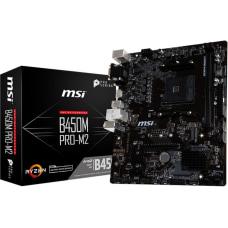 MSI B450M PRO M2 Desktop Motherboard