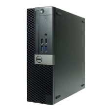 Dell Optiplex 7040 SFF Refurbished Desktop