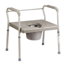 DMI Heavy Duty Bariatric Portable Bedside