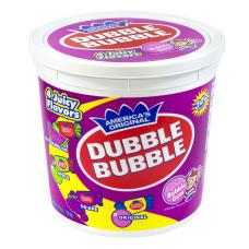 Dubble Bubble Assorted Twist Tub 300