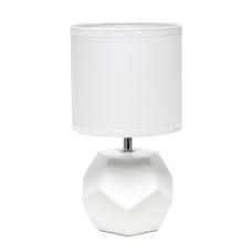 Simple Designs Round Prism Mini Table